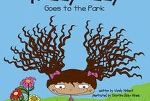 My Books / Books written by Wendy Hinbest