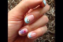 new nail / Nail collection
