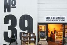 Shops & Coffes