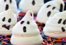 Recetas de Halloween / Una selección de las mejores recetas para  Halloween de la red. Entra e inspírate para cocinar con la ayuda de los más pequeños y pasarlo genial. ¡Son recetas terroríficamente divertidas!