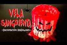 Manualidades de Halloween / En este tablero te ofrecemos una selección de nuestras mejores manualidades para celebrar Halloween. Ideas originales y terroríficas para que pases un Halloween súper divertido con la familia y los amigos.