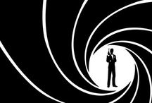 Bond.... James Bond / by Ryan Huckaby