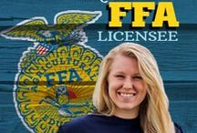 FFA T Shirt Designs / All of our designs are original!  We are a National FFA Licensee! You can buy with confidence knowing that we support FFA's throughout the United States!