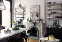 Interior Design in Nancy Meyers Movies / Nancy Meyers' latest movie - The Intern - opens this weekend. Grab some inspiration from the drool-worthy interiors of her new film and others like Something's Gotta Give, It's Complicated and more!