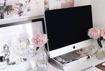 Home Office Inspiration / Home office inspiration.