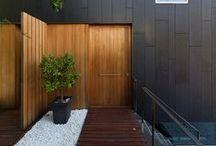 Modern Entrances