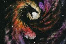 Fantasy / Dragons, creatures, and magic
