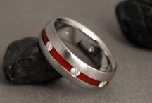Classic Titanium Rings