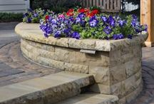 Hardscape Ideas / Spruce up your hardscape area with some new and fresh ideas.