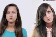 Odmień swoje długie włosy!