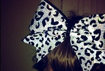 I ❤️ Cheerleading / Once a cheerleader always a cheerleader.  We got Spirit , yes we do! We got Spirit , how bout you? / by Tiffany Kreidler