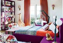 Kid's Rooms / Inspiring spaces for kids, teens and in betweens.