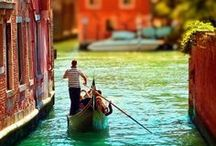 Visit Veneto / Visit Venice at least once in your life, and you will want to come back for more! But Veneto region has many other beautiful places like Verona, Lake Garda and much more! Come and see!