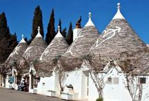 Visit Apulia / Well known for its religious sites, like San Giovanni Rotondo and Monte Sant'Angelo, Apulia has as well amazing natural parks like the Gargano and beautiful cities and villages like Vieste, Alberobello and Gallipoli....