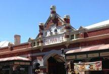 Fremantle, Western Australia / Beautiful Photos of Fremantle, Western Australia