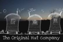 Camping @ The Original Hut Co / We love to keep everything small, so we have two small campsites on the farm, Hop Pickers wood and our River site.  The River site is only open @ weekends in the summer and can be let by a private group.  Hop Pickers wood is open from March - December