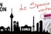 Lo Spaccio viziteaza Berlin Fashion Week / Travel diary