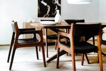 MID CENTURY MODERN / ART DECO: The Stylephiles Edit / The most replicated era in home styling for very good reason. Almost any home can benefit from the classic influence of design greats like Eames, Jens Risom & Hans Wegner - Steph & Kaz x