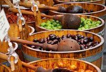 Italian shops and markets