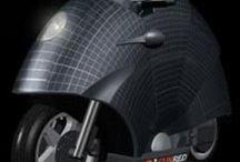 sustainable mobility / conceptcars, elektrisch rijden, waterstof, ...