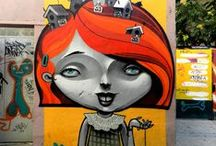 Street Art / An  Eclectic Array of Street Art From Around the World