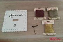 DIY - Kumihimo / Tutoriales e ideas DIY para hacer Kumihimo  #DIY #Kumihimo #Manualidades #Pulseras