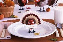 Dioptics pics of Thanksgiving Tables
