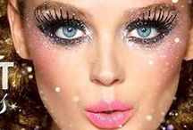 Glam Makeup for New Year's Eve - found by Dioptics