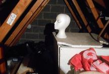 Loft clearance / What's in your loft?