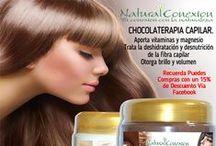 Productos Natural Conexion / Productos Cosméticos Orgánicos, elaborados a partir de ingredientes vegetales.