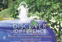 Atlantic Promotional Material / Atlantic Water Gardens Promotional Material and Advertising