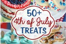 4th of July Celebration / Ideas to make your Fourth of July a splash!