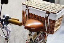 Bicycle Basket Liners / by Valita