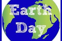 Earth Day / Celebrate Earth day and learn about how we can take better care of the planet that call home.