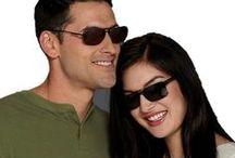 Solar Shield Clipons -Polarized Sunglasses / clipons, polarized, UV 400, 100% UVA/UVB Protection, wear over glasses