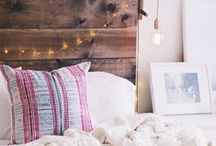 Bedroom / Inspiring ideas for your space.