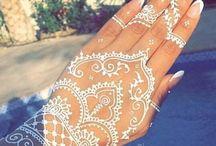 Henna / Inspiration for body decoration
