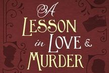 A Lesson in Love and Murder: Herringford and Watts Book II / Jem and Merinda come back and go to Chicago!  +Harvest House//Late 2016+