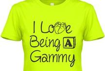 I Love Being a Grandma / I Love being a grandma t-shirts and hoodies / by CaliKays