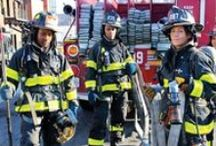 Firefighters / Fire Fighters / by CaliKays.com