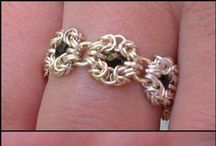 ChainMaille inspiration and tutorials