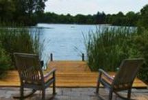 Pond & Lake Management / Atlantic's Aeration System offers everything you need for the health and maintenance of large ponds and lakes. The sophisticated suite of products includes air compressors, diffusers and accessories optimized for every size and depth body of water.