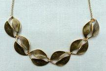 Norwegian Silver Enamel Necklaces / Norwegian Silver Enamel Jewels jewellery jewelry Necklace Necklace David Andersen