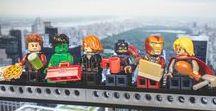 Little ju ! photo / Photographies de Minifigurines Lego, de Super héros et de Stormtroopers... dans la vie réelle. Aucun montage photo n'a été fait. Tout est authentique dans l'image.