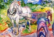 Art - Paintings - Festészet / by Marianna Szabó
