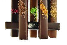 Gastronomie - Chocoholic - Csokoládé / Csokoládé / by Marianna Szabó