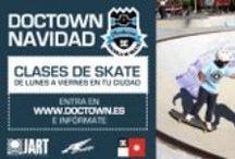 Doctown Promo Acciones / Clases y Cursos de Skate