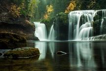 Cascadas y Saltos de agua