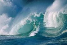 Mar y olas