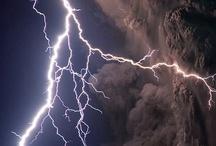 Tormentas, Ciclones y Rayos